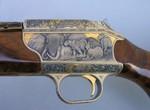 Waffengravuren-goldeinlagen
