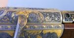 Leopard,Reliefgravur