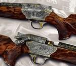 Jagdwaffen graviert,engraving guns